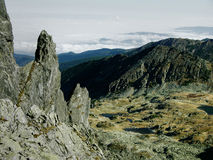 Wildness van de rots Royalty-vrije Stock Afbeeldingen