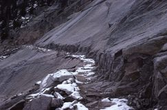 Wildnis-Spur Lizenzfreies Stockbild
