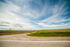 Wildnis von South Dakota, die Vereinigten Staaten von Amerika Stockfotos