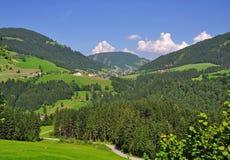 Wildschoenau,Tyrol,Austria Stock Images