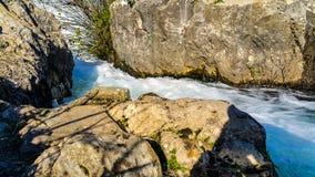 Wildwasser lizenzfreie stockfotografie