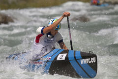 Wildwater world cup royalty free stock photos
