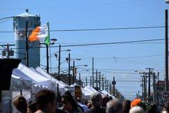 Wildwood, ιρλανδικό φεστιβάλ του Νιου Τζέρσεϋ Στοκ Εικόνες