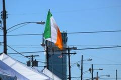Wildwood, ιρλανδικό φεστιβάλ του Νιου Τζέρσεϋ Στοκ φωτογραφίες με δικαίωμα ελεύθερης χρήσης