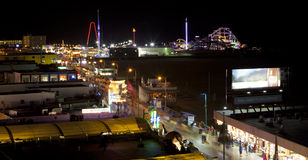 Wildwood Boardwalk Royalty Free Stock Images