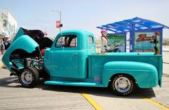 Wildwood Car Show Royalty Free Stock Images