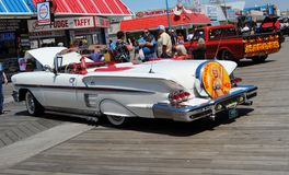 Wildwood Car Show Stock Photography