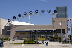 Wildwood Convention Center and Tramcare Stock Photos
