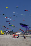 Wildwood International Kite Festival Royalty Free Stock Photos