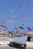 Wildwood International Kite Festival Royalty Free Stock Photo