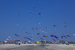 Wildwood International Kite Festival Stock Photos
