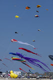 Wildwood International Kite Festival Stock Photography