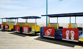 Wildwood New Jersey Tram Car Stock Photography