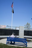 Wildwood Vietnam War Memorial Stock Image