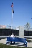 Wildwood Vietnam War Memorial. The new Wildwood Memorial to Vietnam War, New Jersey. Dedicated May 29,2010 Stock Image