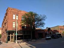 Wiley& x27; s tawerna w Sioux spadkach Obraz Royalty Free