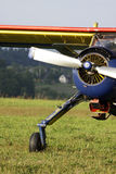 Wilga PZL-104 Foto de Stock Royalty Free