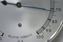 wilgotność wysoka Fotografia Stock