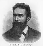 Wilhelm Conrado Rontgen Imagen de archivo libre de regalías
