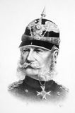 Wilhelm I Royalty Free Stock Photography