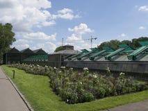 Wilhelma gardens, Stuttgart royalty free stock images