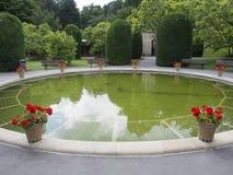 Wilhelma gardens, Stuttgart Royalty Free Stock Photo