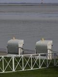 Wilhelmshaven plaża zdjęcia royalty free