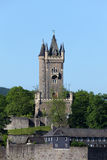 Wilhelmsturm tower in Dillenburg Stock Photos
