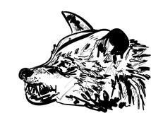 Wilk ilustracja wektor