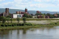 wilkes Пенсильвании barre стоковое фото