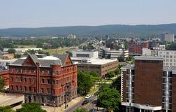 Wilkes-barra, PA Foto de archivo libre de regalías
