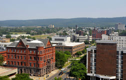 Wilkes-Barre, PA Royalty Free Stock Photo