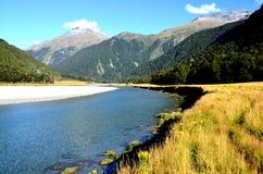 Wilkin-Fluss, Gillespie-Durchlauf lizenzfreie stockbilder