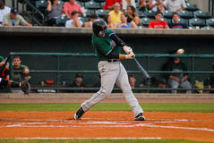 Will Callaway, Augusta GreenJackets Royalty Free Stock Photo