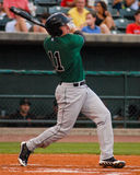 Will Callaway, Augusta GreenJackets Royalty Free Stock Photos