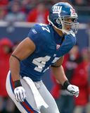 Will Demps NY Giants. New York Giants DB Will Demps #47 Stock Photography