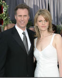 Will Farrell & wife 78th Academy Award Arrivals Kodak Theater Hollywood, CA March 5, 2006 Royalty Free Stock Images