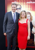 Will Ferrell and Amy Poehler Royalty Free Stock Photography