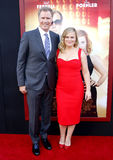 Will Ferrell and Amy Poehler Royalty Free Stock Images