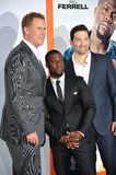 Will Ferrell & Kevin Hart & Etan Cohen royalty free stock photos