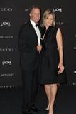 Will Ferrell & Viveca Paulin Royaltyfri Bild