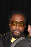 Will. I. Am,Black-Eyed Peas Royalty Free Stock Photo