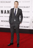 Will Poulter. HOLLYWOOD, CA - Will Poulter at the Los Angeles premiere of 'The Revenant' held at the TCL Chinese Theatre in Hollywood, USA on December 16, 2015 Stock Photography