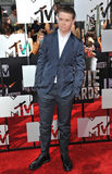 Will Poulter. LOS ANGELES, CA - APRIL 13, 2014: Will Poulter at the 2014 MTV Movie Awards at the Nokia Theatre LA Live Stock Images