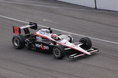Will Power 12 Indianapolis 500 Pole Day 2011 Indy Stock Images