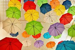 It will rain Stock Photography