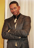 Will Smith. A wax figure of Will Smith at Madame Royalty Free Stock Photo