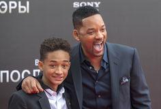 Will Smith Arkivbild