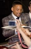 Will Smith Royaltyfria Foton