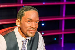 Will Smith Figurine At Madame Tussaud Wax Museum Stock Image
